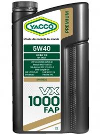 VX 1000 FAP 5W40