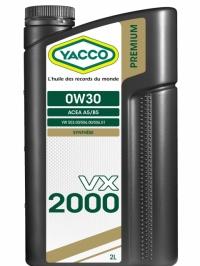 VX 2000 0W30